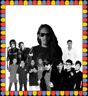 Synchronize Festival - Oom Leo Berkaraoke bersama Radja, Setia Band, Wali, Babang Andika