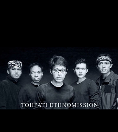 Synchronize Festival - TOHPATI ETHNOMISSION