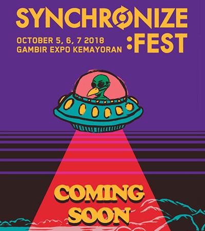 Synchronize Festival - Videostarr